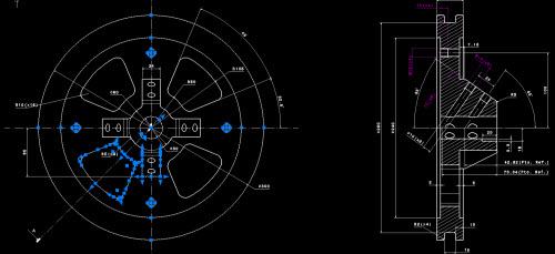 Figure 3: Choosing geometry to be used in 3D