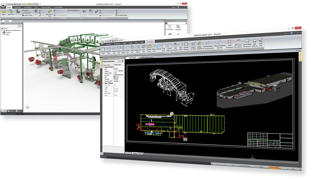 Translators | IronCAD CAD Software Solutions