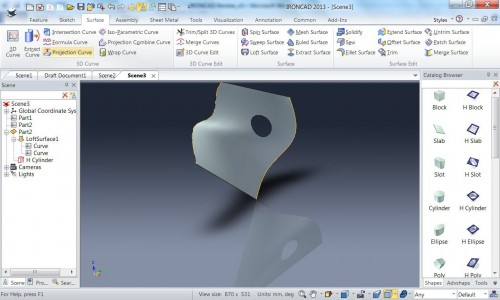 Designing Innovatively With Ironcad 2013 Ironcad Cad