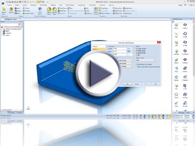 Intelligent Sizebox Directional Control