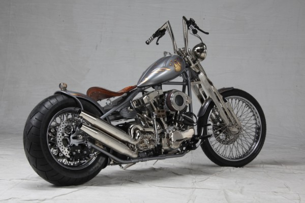 Erbacher Motorcycle Customization