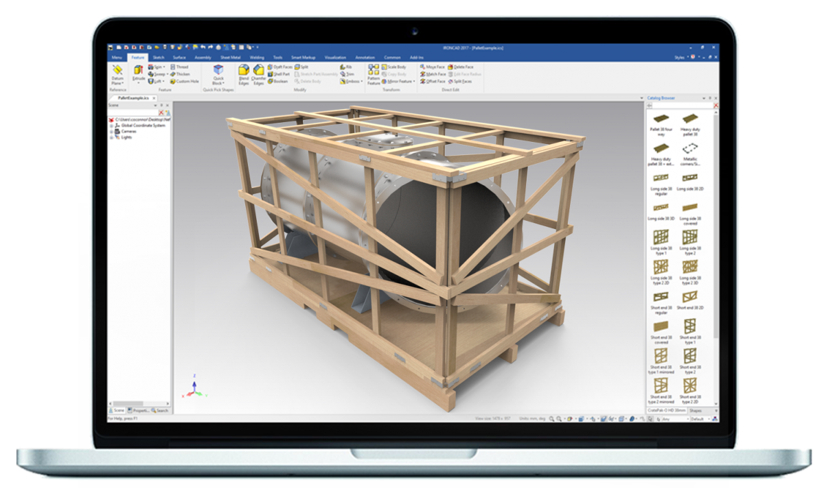 Ironcad Speeds Up Custom Packaging Design Ironcad Cad Software Solutions