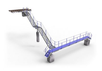 Metwest Engineering Stair
