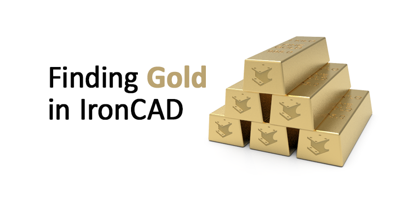 IronCAD Gold