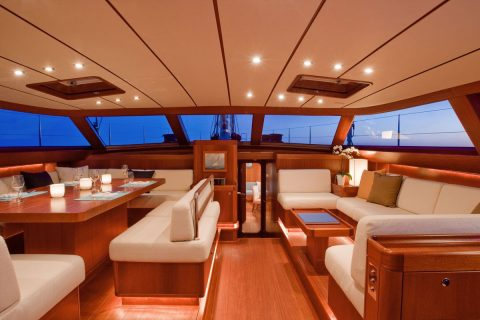Baltic Yachts using IronCAD