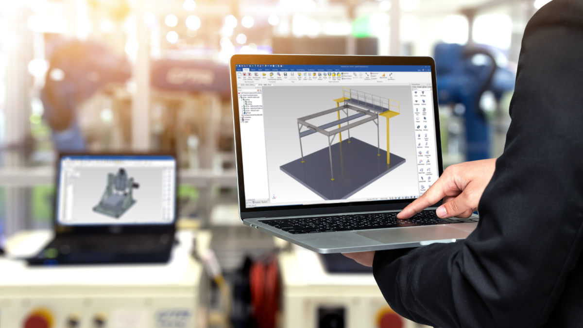 IronCAD Streamline workflow and reduce manufacturing costs - IC Blog - 1