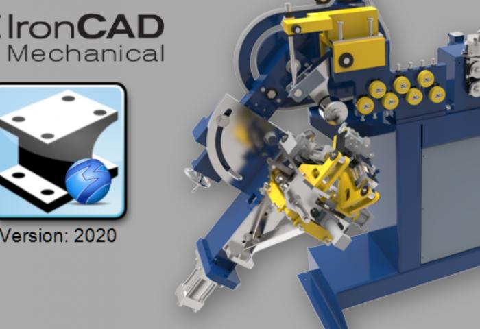 IronCAD Mechanical 2020 Blog