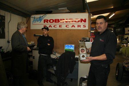 Andy Robinson Race Cars 3 - CAD