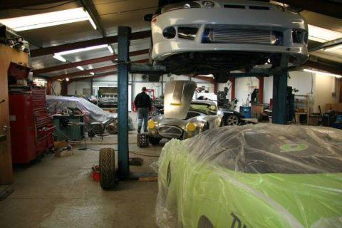 Andy Robinson Race Cars 2 - CAD