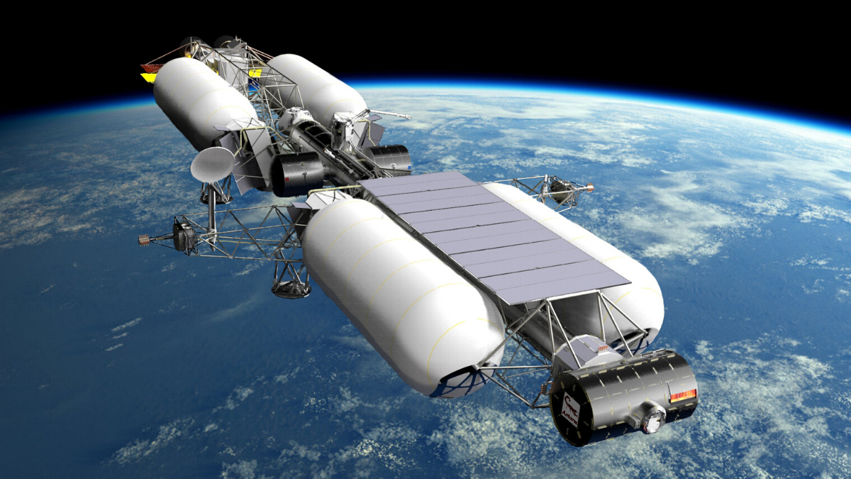 Successfully Producing Spacecraft Concept Designs with IronCAD
