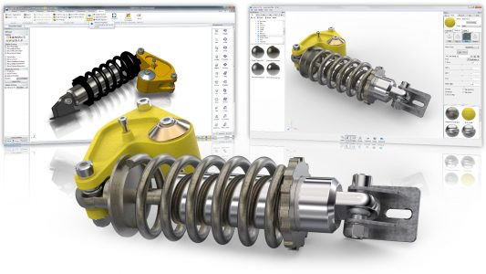 Delivering Real-Time Productivity while Creating Realistic Renderings - keyshot-ironcad-i