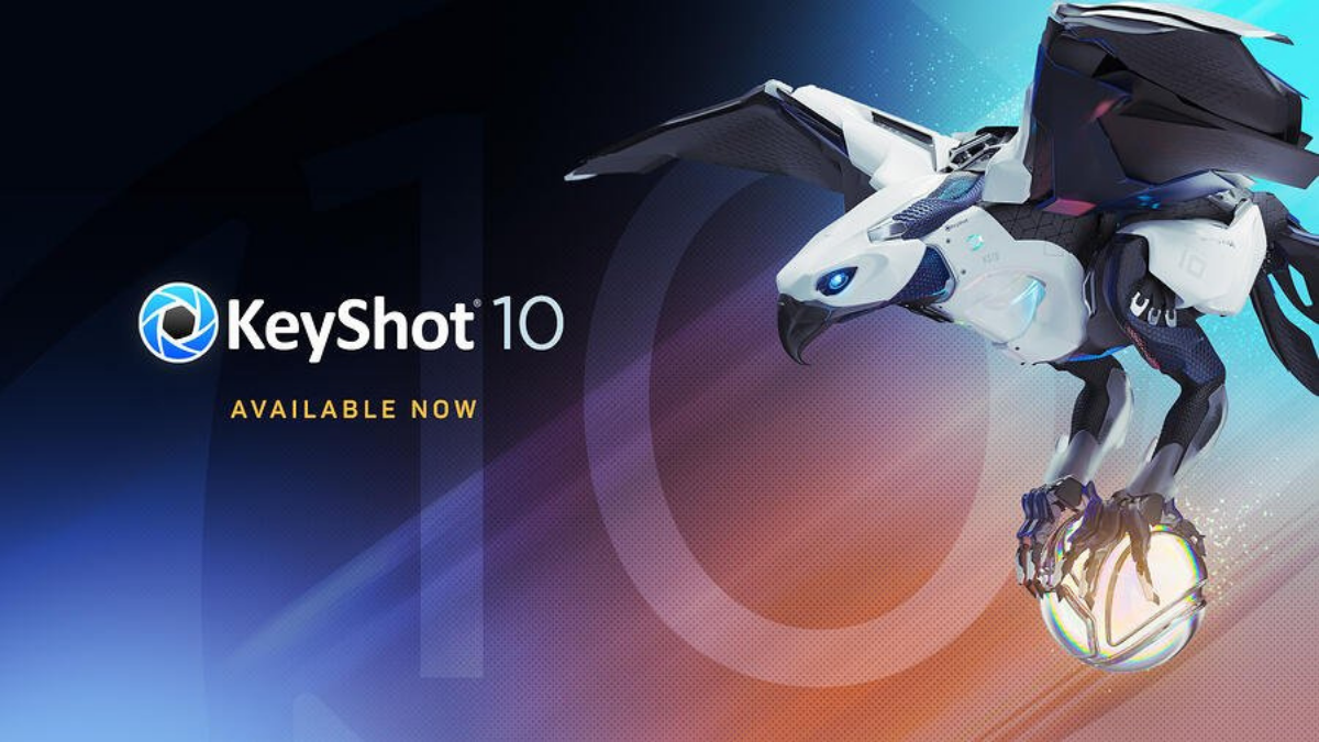 Keyshot 10 for IronCAD 2021_5