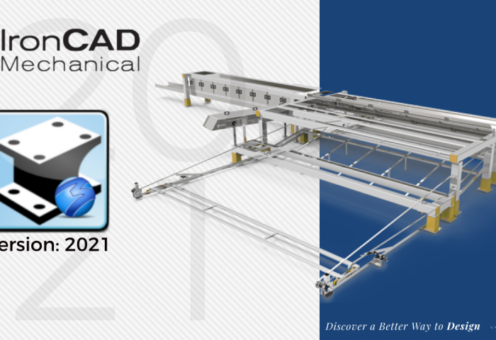 IronCAD Mechanical 2021 - What's New