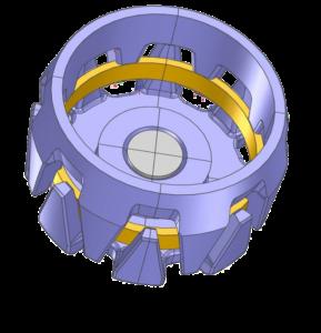 Multiphysics for IronCAD 2021 Caption 1